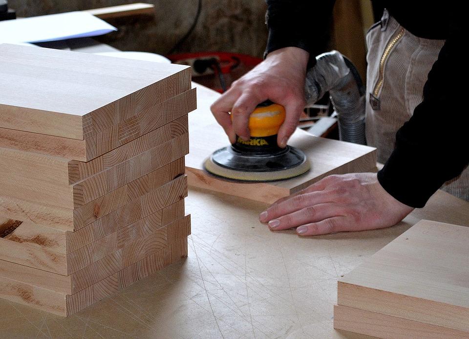 Artisans charpentier