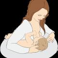 Coussin allaitement